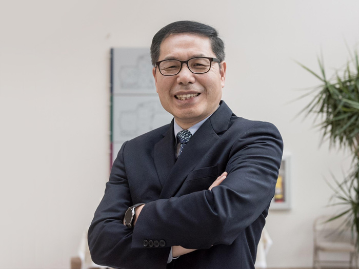 Pastor Changil Chung